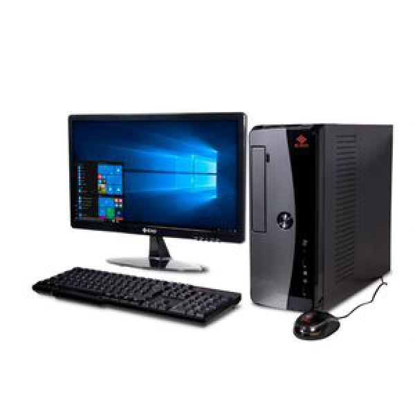Pc Exo + monitor Philips + Teclado Noga gamer + mouse gamer + parlantes
