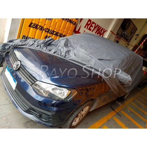 Cubre Coche Cobertor Auto Impermeable Talle Xxl