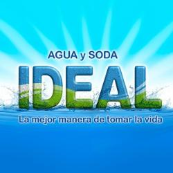 Agua y Soda Ideal